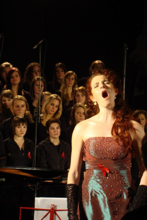 Anne Florence Marbot singt Puccini