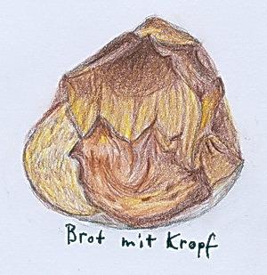 Brot mit Kropf